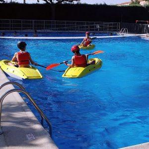 Alquiler de Kayaks